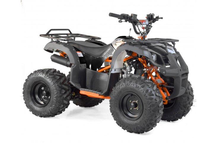 Quad enfant 125cc KAYO Bull Black Edition