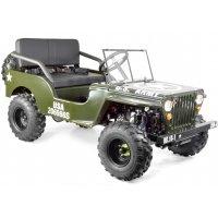Jeep - Tracteur