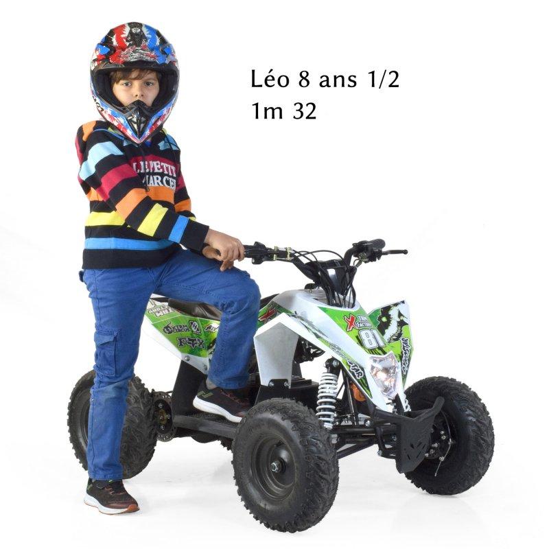 Quad électrique 1300W lithium