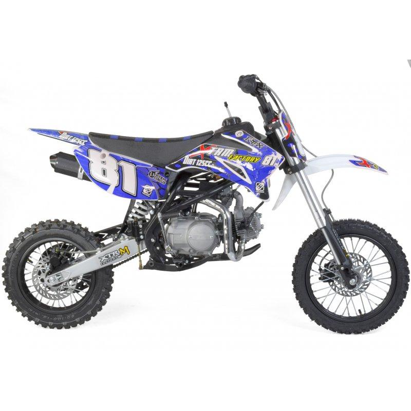 dirt bike 125cc 14 12 euroimportmoto dirt bike quad enfants. Black Bedroom Furniture Sets. Home Design Ideas