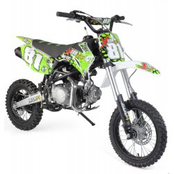 125cc Moto cross dirt bike enfant Dirt bike 125cc 17/14