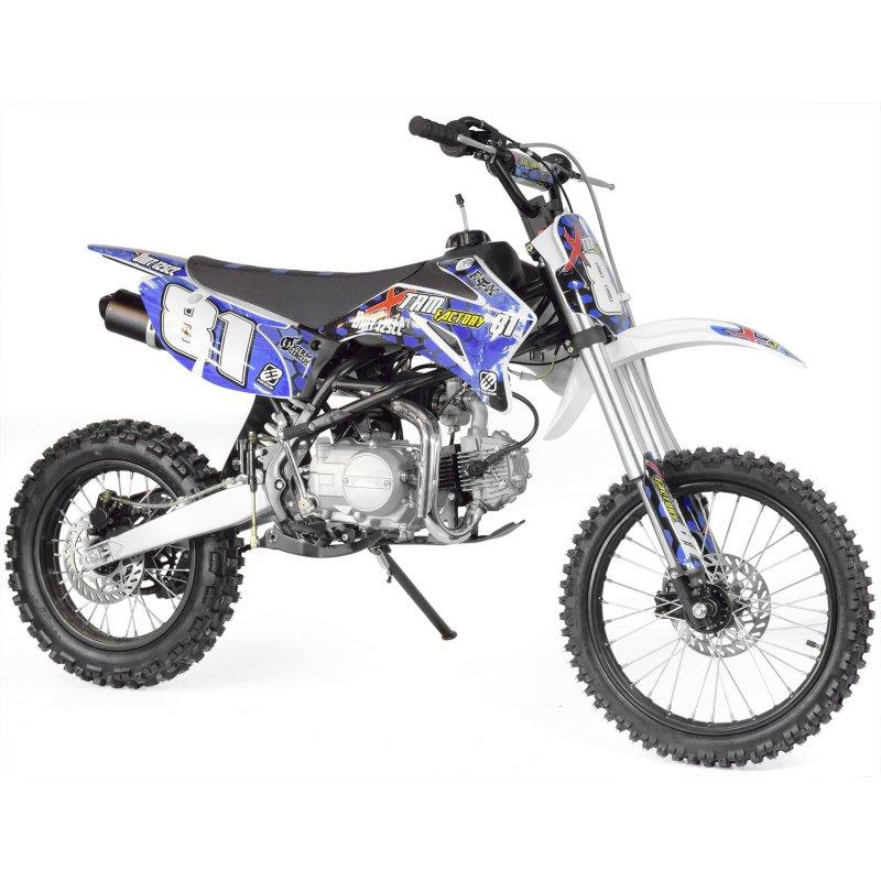 dirt bike 125cc 17 14 euroimportmoto dirt bike quad enfants. Black Bedroom Furniture Sets. Home Design Ideas