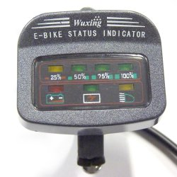 Pièces Kart Indicateur de charge Kart 1000W