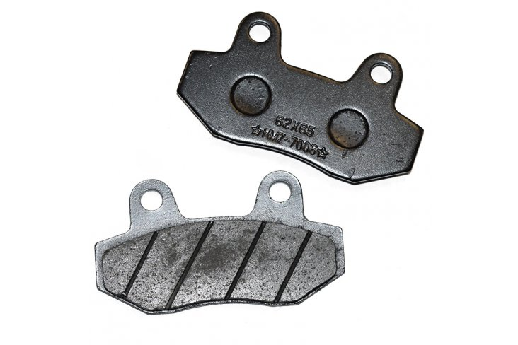 Plaquettes de frein Dirt 150 BSE AV / MX 125-140 AR