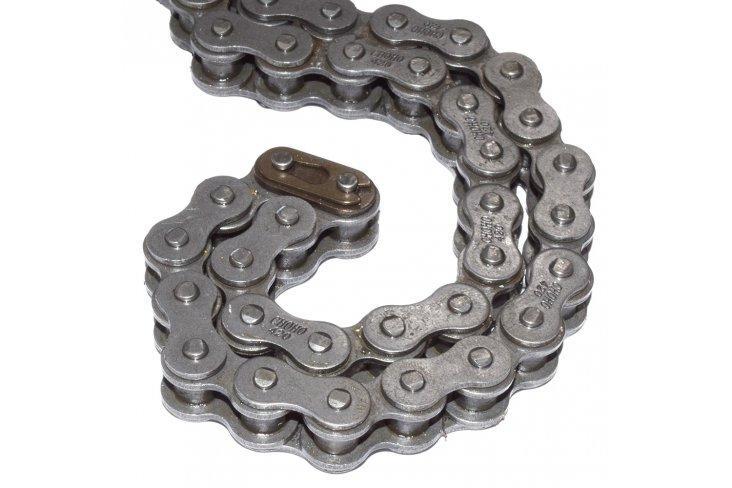 Chaine quad 110cc 420 76M Bibou