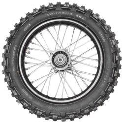 """Jantes et roues Roue arrière 14"""" dirt bike"""