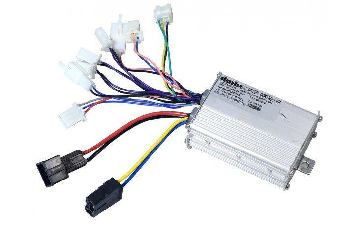 Boitier électronique pocket quad 800W