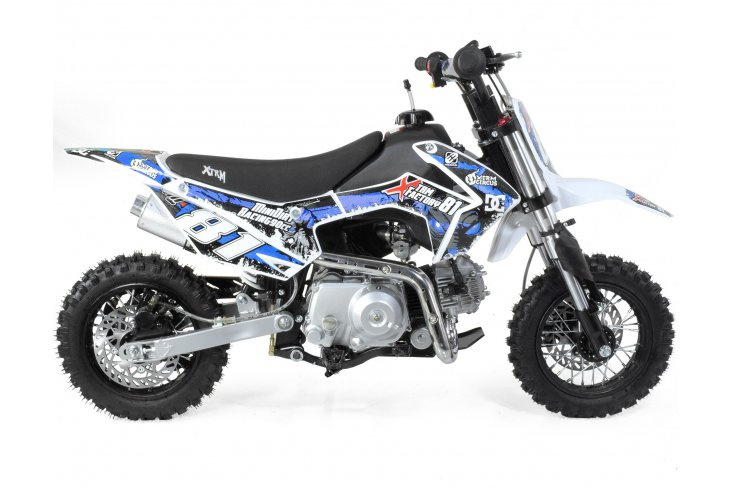 Mini dirt bike 90cc moto cross enfant Racing