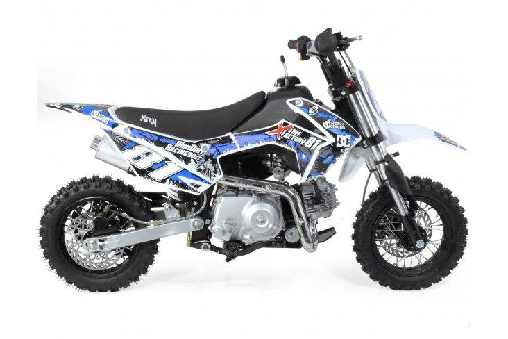 Mini dirt bike 90cc moto cross enfant Racing