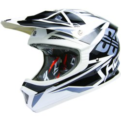Casques Cross Adulte Casque Shot Furious Fusion