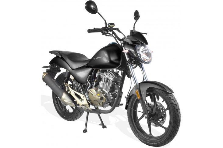 Moto 125cc homologué Kiden KD125-K Roadster