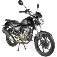 Moto 125cc routière