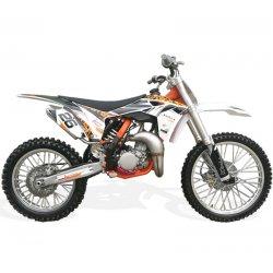 Moto Cross 4T 250cc, Cross 2T 85cc et 105cc Moto cross 2T 105cc 21/18
