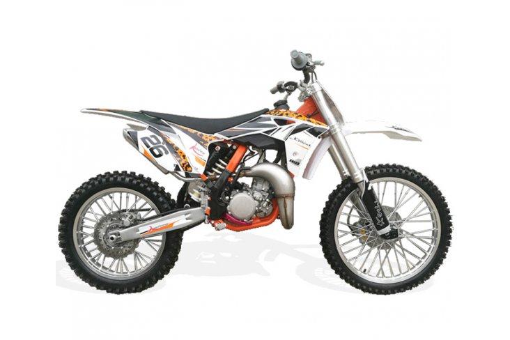 Moto cross 2T 105cc 21/18
