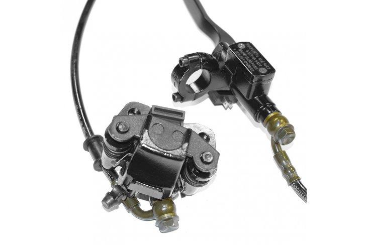 Frein hydraulique quad Dynostar