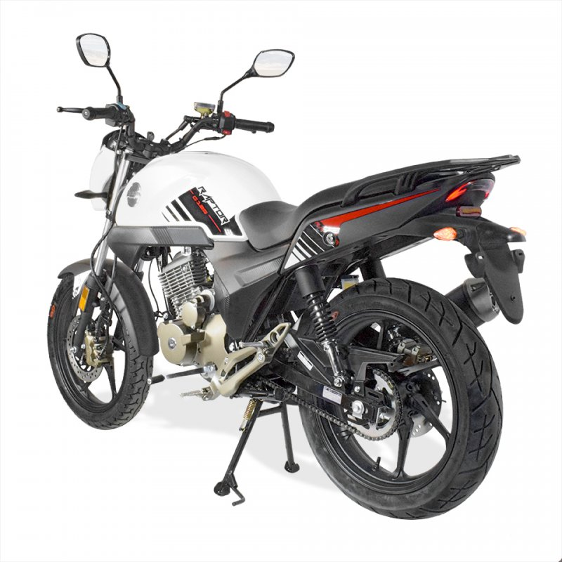 Moto Moto Roadster RIEJU STRADA 125cc / Garantie 2 ans