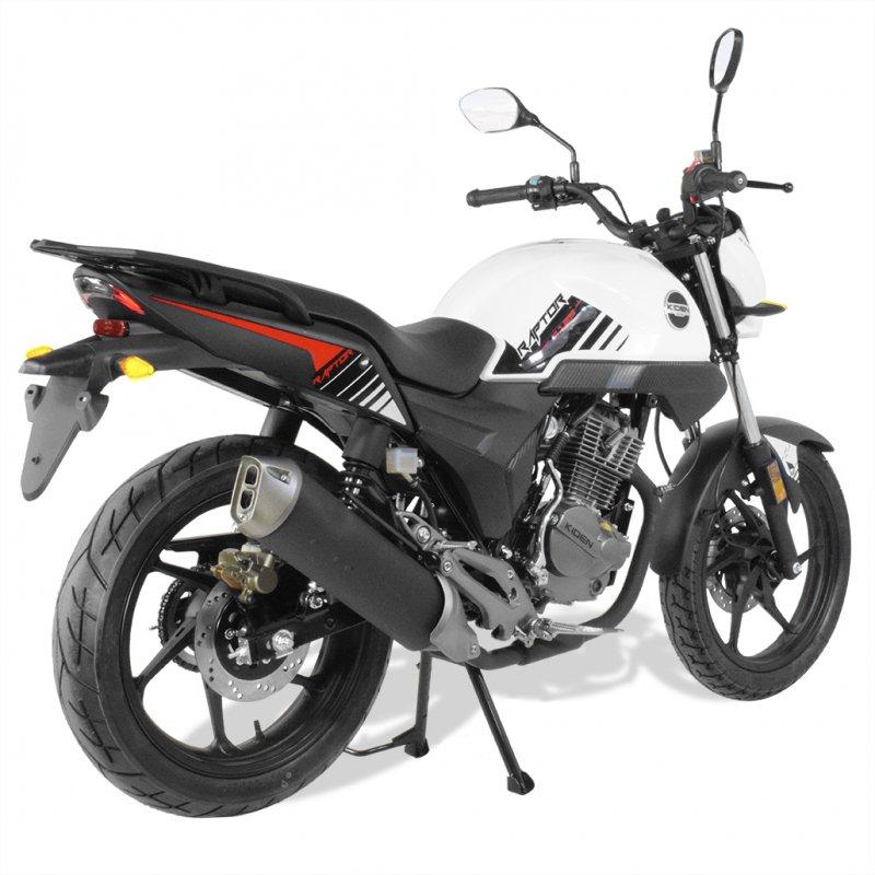 moto roadster 125cc homologu kiden kd125 g. Black Bedroom Furniture Sets. Home Design Ideas