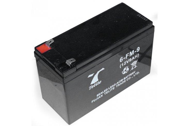Batterie pocket bike 09 Ah
