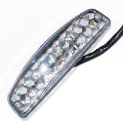 I / Carénage partie 1 Feu stop quad LED 12 Volts