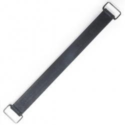 Pièces pocket quad Sangle élastique fixation batteries pocket