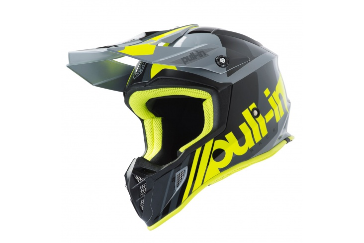 CASQUE ADULTE PULLIN - RACE