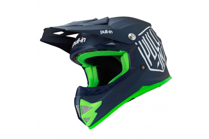 CASQUE CROSS ENFANT PULL-IN SOLID
