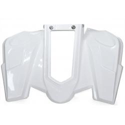 G / Carénage pocket quad Carénage arrière pocket quad blanc
