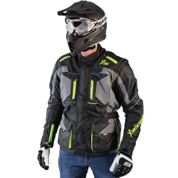 Équipement cross adulte Veste enduro XTRM adulte