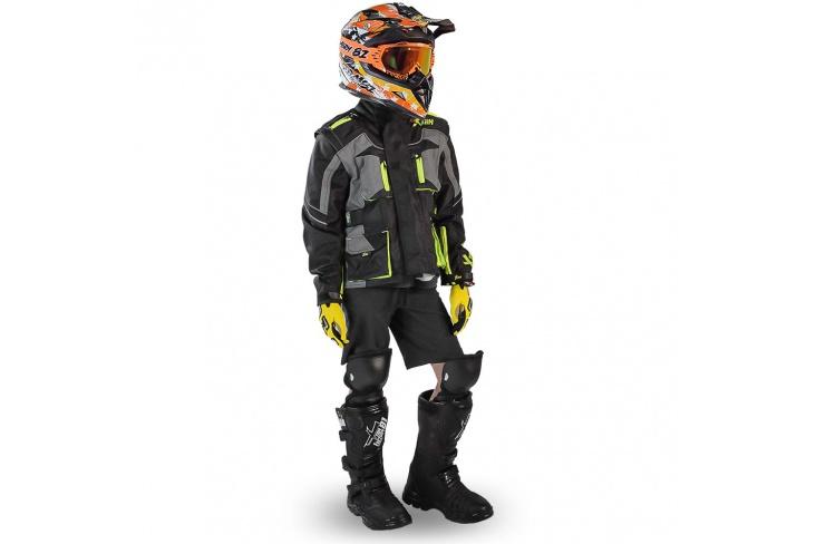 Blouson enfant moto enduro ou route - XTRM