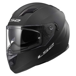 Casque Casque adulte LS2 FF320 STREAM EVO MATT BLACK