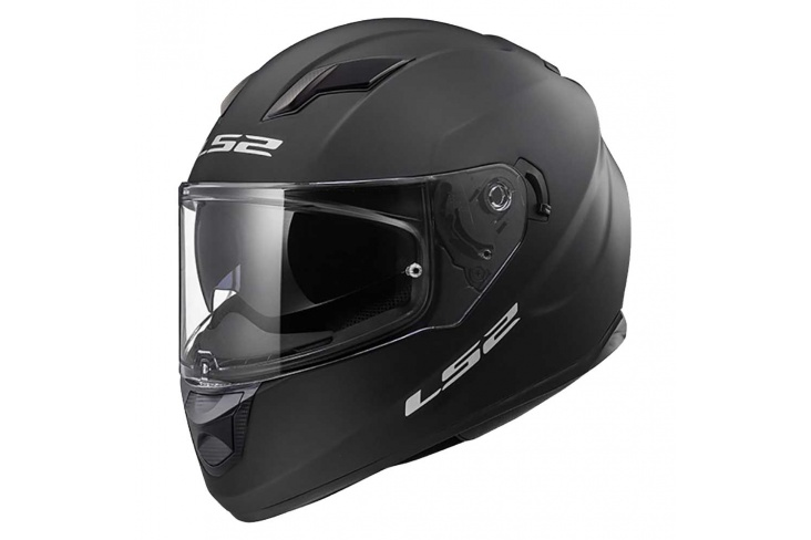 Casque adulte LS2 FF320 STREAM EVO MATT BLACK