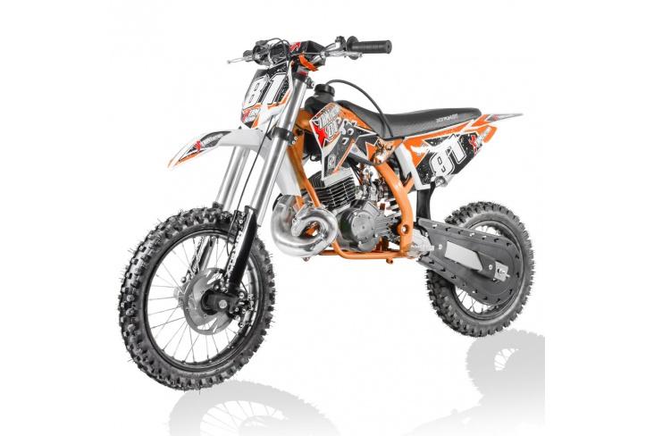Mini moto cross LUXE 50cc 2T 3,5cv