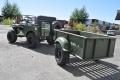 Remorque pour jeep enfant 125cc