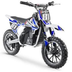 Moto enfant électrique Pocket bike électrique 500W - Black Edition