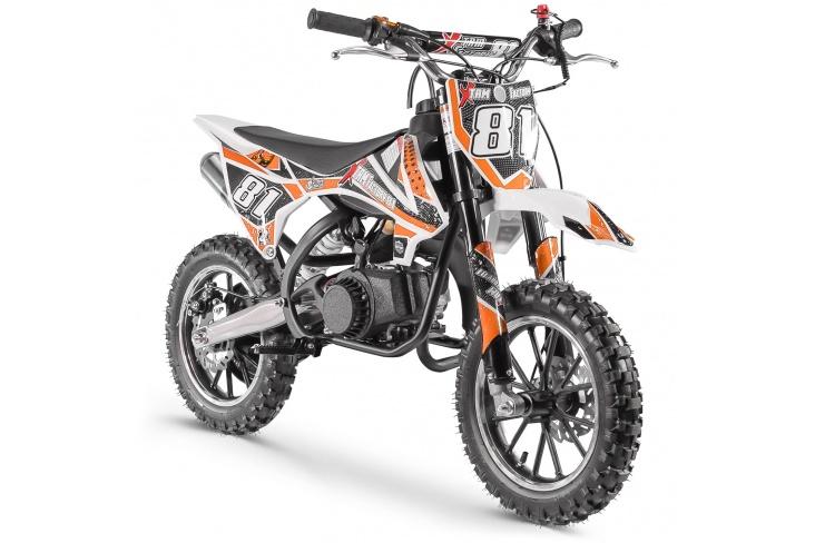 Pocket Bike 50cc MX50 - BLACK EDITION