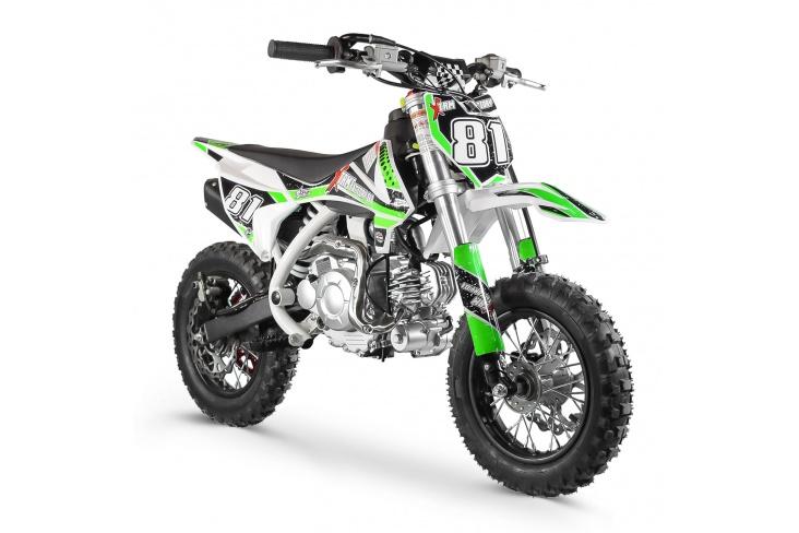Pocket Bike 60cc - MX60 WHITE EDITION