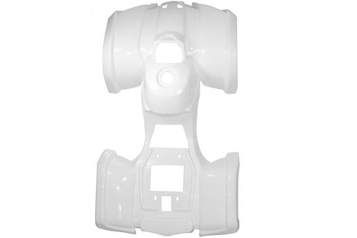 Carénage pocket quad mini bazou blanc