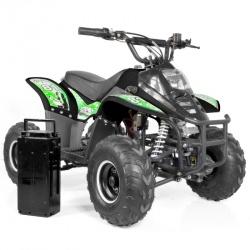 Quad Electrique 800W Bibou Black