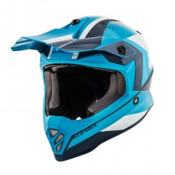 Casque Casque Enfant Acerbis Steel brillant