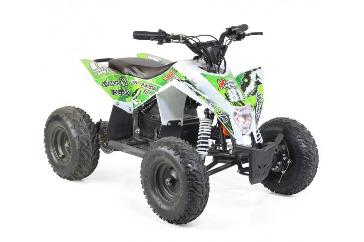 Quad électrique 1300W lithium Dynostar