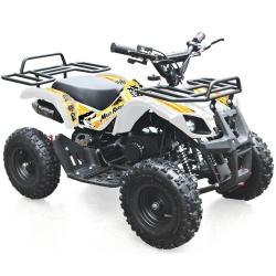 Pocket quad 50cc démarrage électrique quad enfant 49cc démarrage électrique