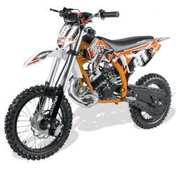 50cc 2T - 60cc 4T - 70cc 4T - Mini moto cross enfant Moto cross enfant 50cc 2T Roues 14/12 9cv RACING