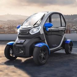Voiture électrique sans permis KENWEE voiture électrique sans permis 14 ans bleue