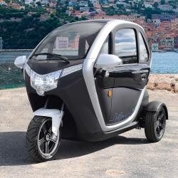 Voiture électrique sans permis Voiture électrique sans permis 3 roues