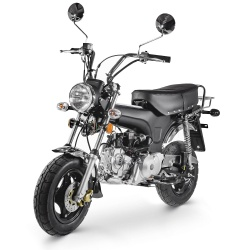 Moto 50cc, 125cc homologuées Dax 125cc 4 temps