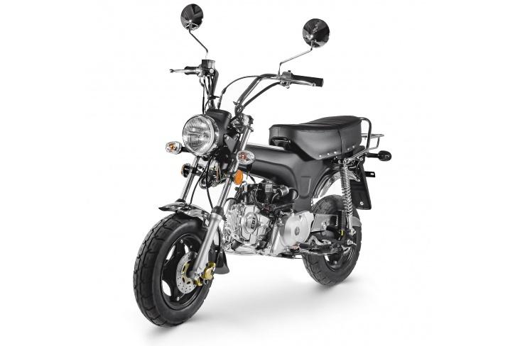 Dax 125cc 4 temps