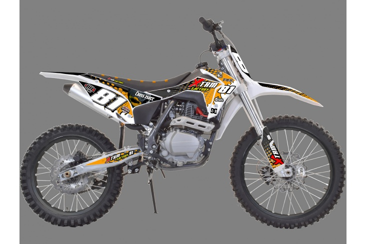 KIT DECO dirt 250cc xtrm