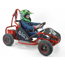 Buggy - Kart - Jeep - Tracteur Kart cross enfant 80cc 4T
