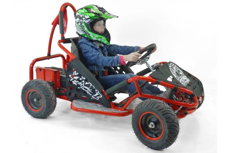Kart cross enfant 80cc 4T