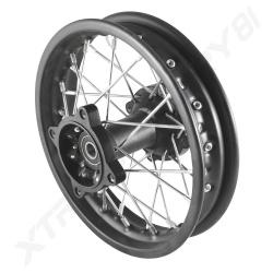 """Pièces détachées Jante arrière 10"""" dirt 90cc racing"""